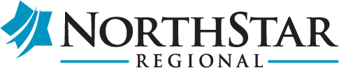 NorthStar Regional logo color transparent horizontal