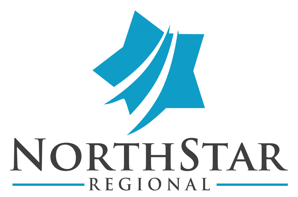 NorthStar Regional logo color transparent