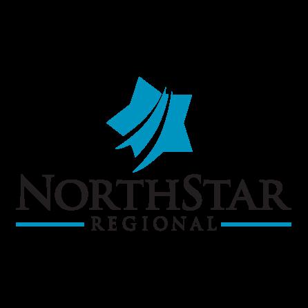 NorthStar Regional logo transparency