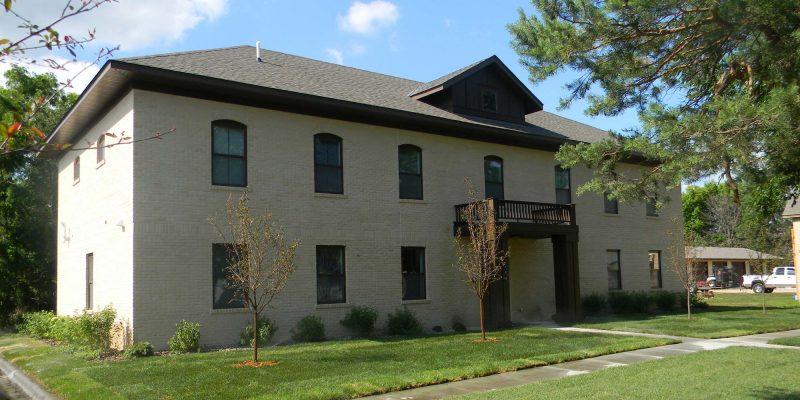 Sugar Creek residential building