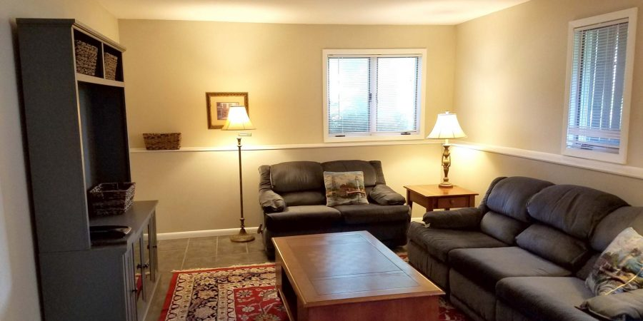 sober housing sitting room