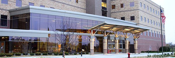 Two Twelve Medical Center building